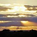 Heaven's Rays by Scenic Sights By Tara