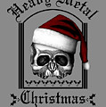 Heavy Metal Christmas by Willy Williams