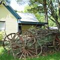 Heavy Wagon Load by Jost Houk