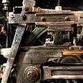 Heavy Wheel by Scott Wyatt