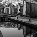 Rochdale Canal, Yorkshire, England by David Gaynor