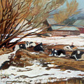 Heber Dairy by Larry Christensen