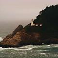 Heceta Head Lighthouse by Marilyn Smith