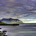 He'eia And Kualoa 2nd Crop by Dan McManus