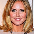 Heidi Klum At Arrivals For Reaching Out by Everett