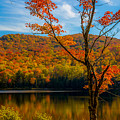 Heights Of Autumn by Tim Kirchoff