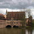Heilig Geist Spital - Nuremberg by Christiane Schulze Art And Photography