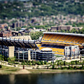 Heinz Field Pittsburgh Steelers by Lisa Russo