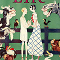 Held: Magazine Cover, 1926 by Granger