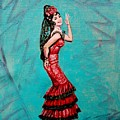 Helen In Teesri Manzil by Usha Shantharam