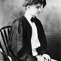 Helen Keller (1880-1968) by Granger