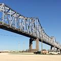 Helena Arkansas Bridge 2 by Tamra Lockard