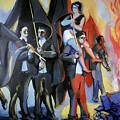 Helion: Paris Riots, 1968 by Granger