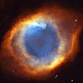 Helix Nebula by Ricky Barnard