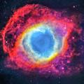Helix Nebular by Louie Navoni