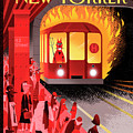 Hell Train by Bob Staake