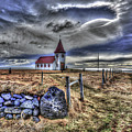 Hellnar Church by Matt Swinden