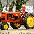 Hello From The Heartland by Joe Paradis