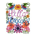 Hello Gorgeous Plus by Shelley Wallace Ylst