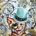 Hello Kitty by Anna Griffard