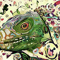 Hello Mr. Lizard by Susan Maxwell Schmidt