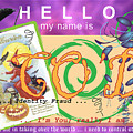 Hello My Name Is Co'd by Donna Zoll