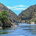 Hells Canyon Dam  by Robert Bales