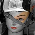 Helmet by Sascha Meyer