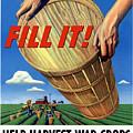 Help Harvest War Crops - Fill It by War Is Hell Store