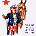Help The Horse To Save The Soldier by War Is Hell Store