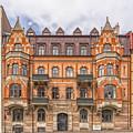 Helsingborg Building Facade by Antony McAulay