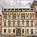 Helsingborg Building Frontage by Antony McAulay