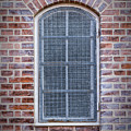 Helsingor Grilled Window by Antony McAulay