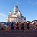 Helsinki Cathedral by Jarmo Honkanen