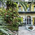 Hemingway House - Key West by Bob Slitzan