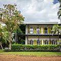 Hemingway House, Key West, Florida by Liesl Walsh
