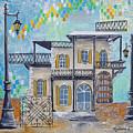 Hemingway Houses by Natalie L