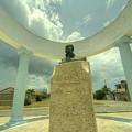 Hemingway Memorial  by Rob Hawkins