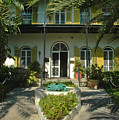 Hemingways House Key West by Susanne Van Hulst
