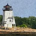 Hendricks Head Lighthouse by Nancie DeMellia
