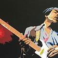 Hendrix 4 by Ken Jolly
