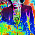 Hendrix by David Lee Thompson