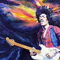 Hendrix by Ken Meyer
