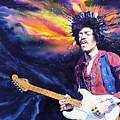 Hendrix by Ken Meyer
