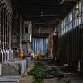 Hennebique Silos 3 Industrial Archeology Abandoned Places by Enrico Pelos