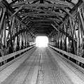 Henniker Covered Bridge by Greg Fortier