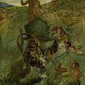 Henri From Toulouse-lautrec 1864 - 1901 Allegory, The Life Spring by Adam Asar