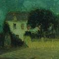 Henri Le Sidaner 1862 - 1939 Moonlight by Adam Asar