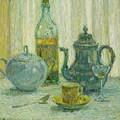 Henri Le Sidaner 1862 - 1939 Still Life by Adam Asar