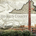 Henrico County Travel Map by Sharon Popek